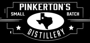 Pinkerton's Distillery logo