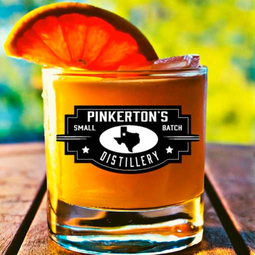 Rum Punch Cocktail Pinkertons Distillery